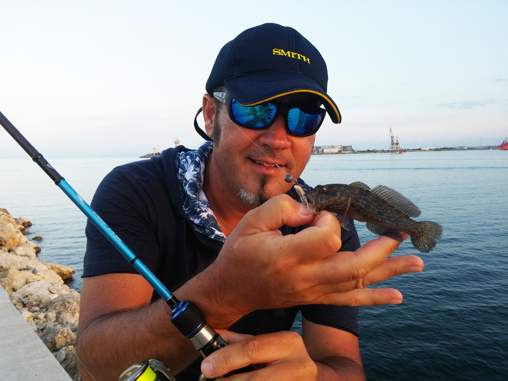 Rock Fishing la Marea Neagra