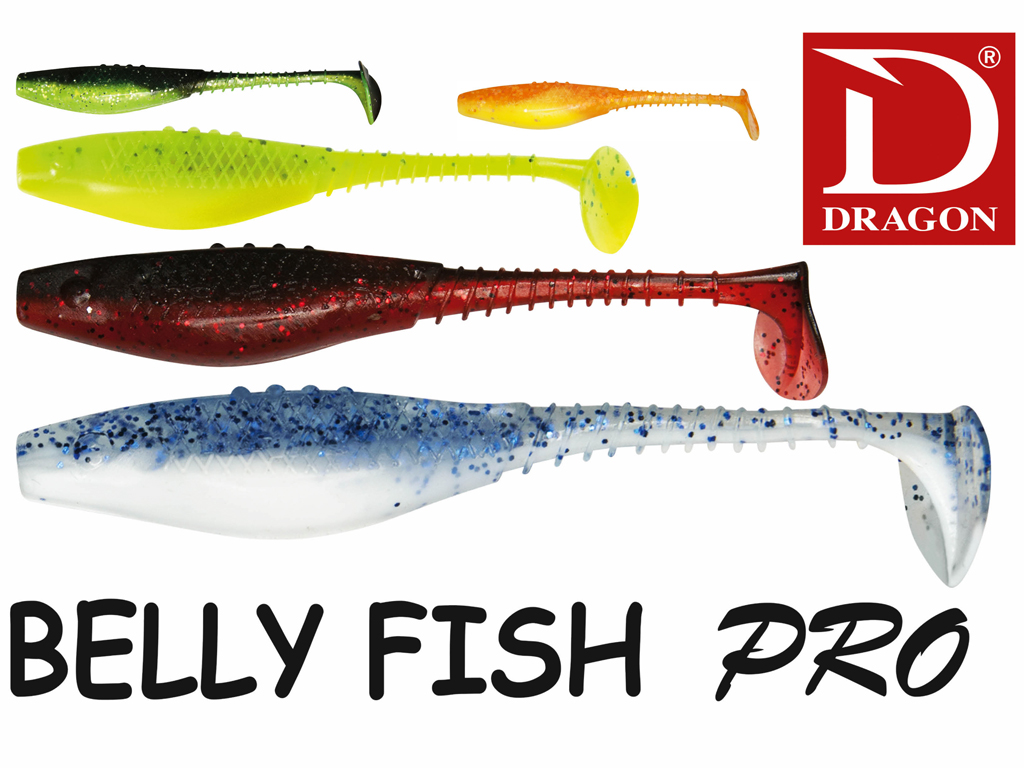 Dragon belly fish pro shadul bun la toate for I fish pro