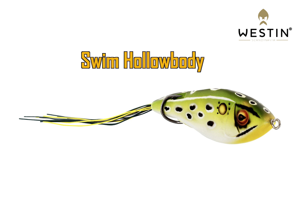 Westin Swim Hollowbody – un fel de slider cu coada