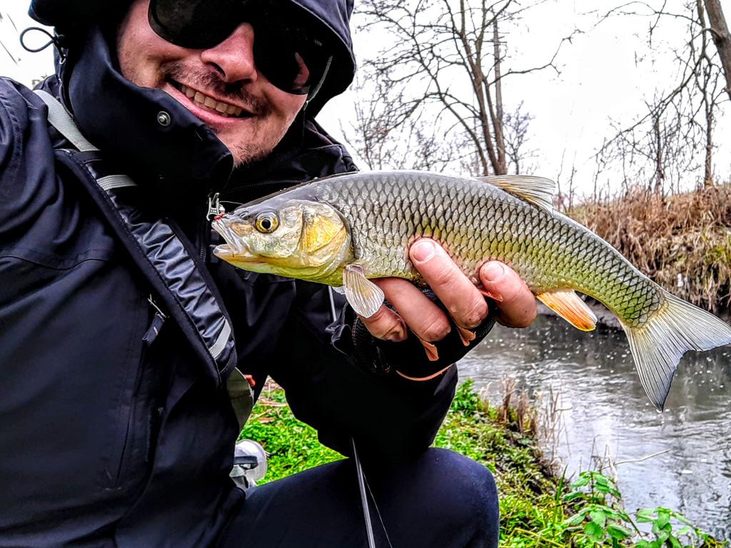 Pescuitul cleanului primavara